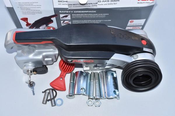 Antischlingerkupplung AL-KO AKS 3004 Safety Dreierpack mit Diebstahlsicherung