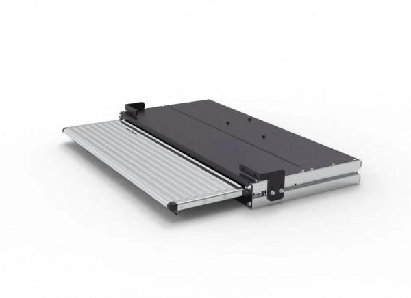 Elektrische Trittstufe 12V 800 Komplett mit Montage-Set