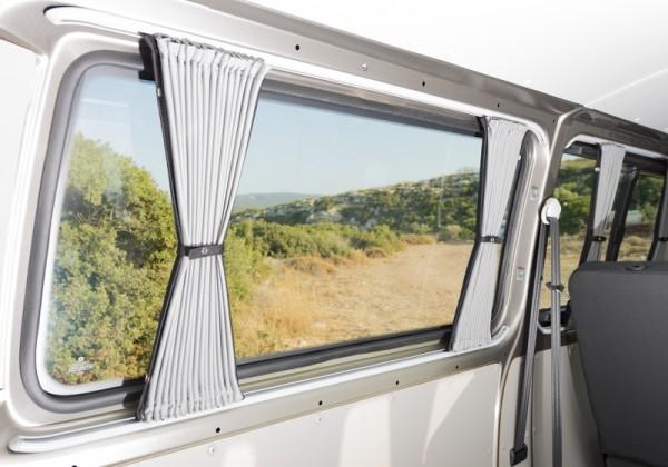 Vorhangsystem-Set für VW T5/T6 Blackout 4 Teilig