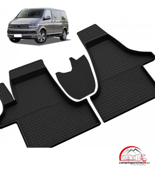VW T6 Passform - Gummifußmatten