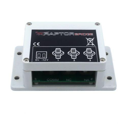 Raptor Bridge-Umschalter zum Laden der Versorgungsbatterie