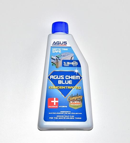AGUS CHEM BLUE KONZENTRAT-Sanitärflüssigkeit