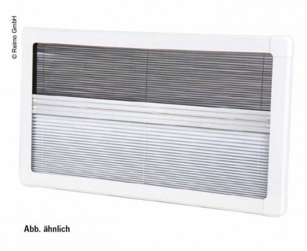 Verdunkelung und Insektenschutz für Austellfenster 960x450 mm